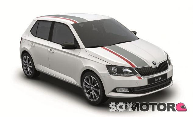 Este es el Skoda Fabia con el acabado Red&Grey - SoyMotor