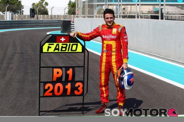 Fabio Leimer - LaF1.es