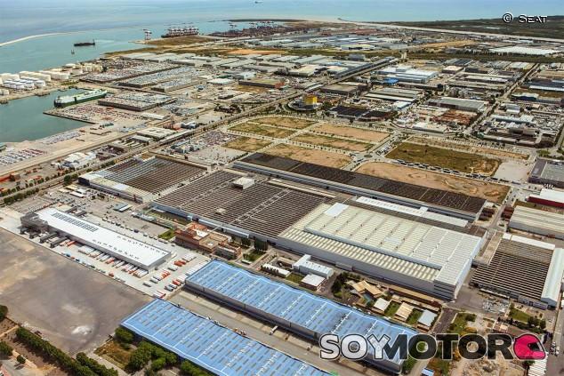 Fábrica de Seat en Zona Franca - SoyMotor.com