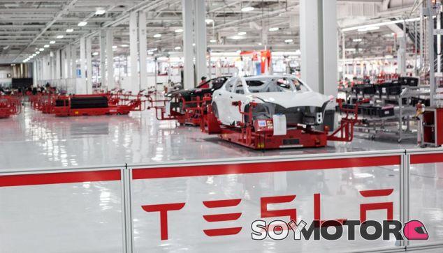 ¿Se fabricará el Tesla Model 3 en España?
