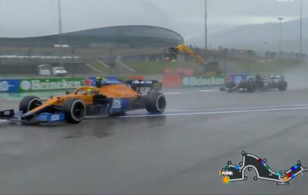 """McLaren reconoce el error que costó una victoria: """"No parar antes fue incorrecto"""" - SoyMotor.com"""