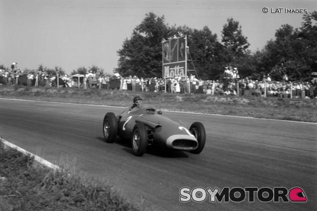 """Stewart: """"Fangio es el mejor piloto de todos los tiempos"""" - SoyMotor.com"""