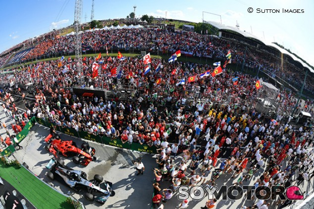 Horarios del GP de Hungría F1 2019 y cómo verlo por televisión - SoyMotor.com