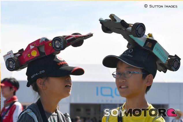 Aficionados en Suzuka - SoyMotor.com