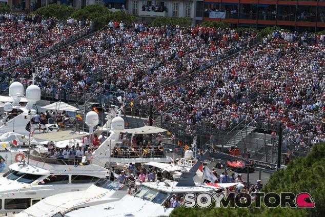 Aficionados en Mónaco - SoyMotor.com