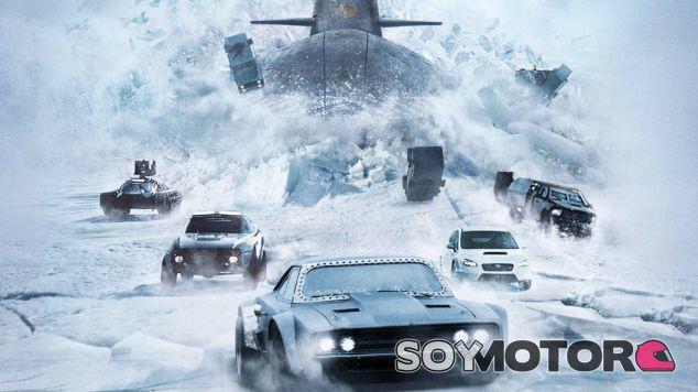 Fast & Furious 8 arrasa en taquilla -SoyMotor