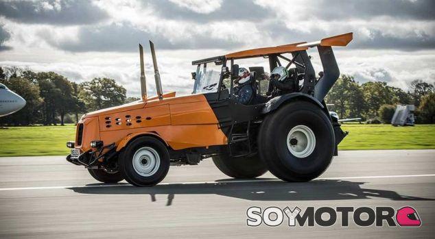 Tractor  -  SoyMotor.com