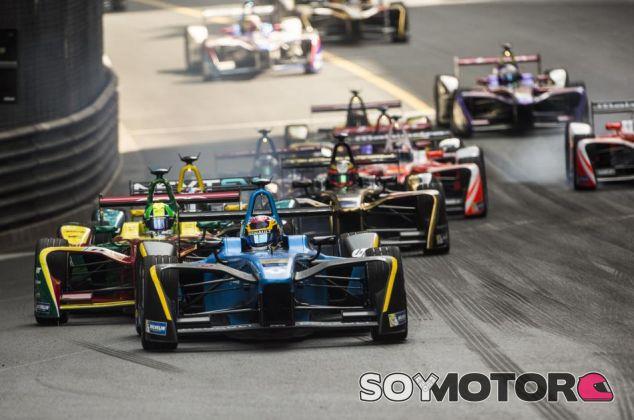 Formula E - SoyMotor.com