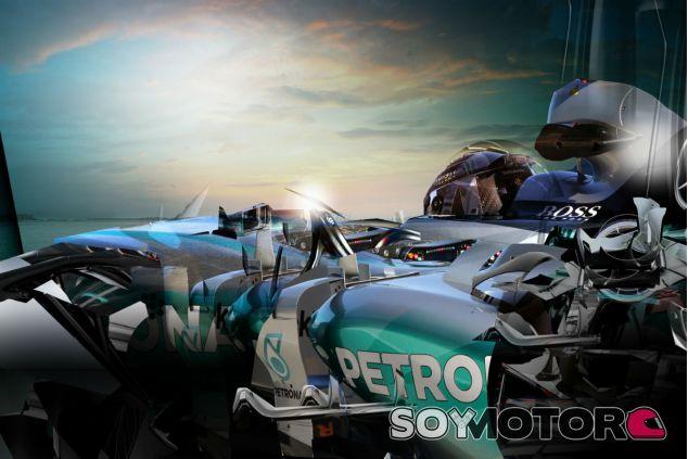Una de las imágenes de la obra de Marko - SoyMotor.com
