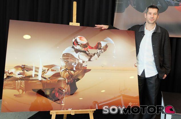 Arte digital y Fórmula 1 se dan la mano en Feel - SoyMotor.com