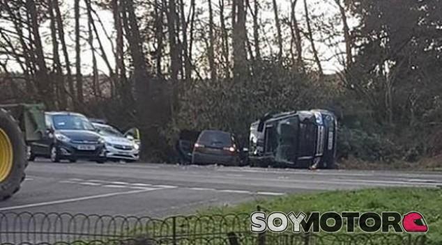 Accidente Felipe de Edimburgo - SoyMotor.com