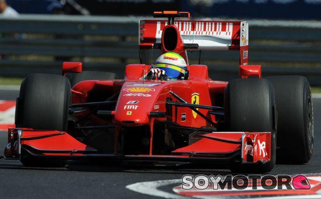 Kubica no cree que el miedo a la velocidad haya influido en Massa