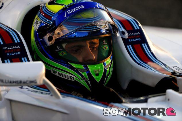 Felipe Massa, concentrado en Baréin - LaF1