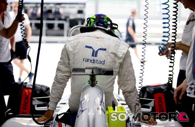 Felipe Massa en el Gran Premio de Malasia - LaF1