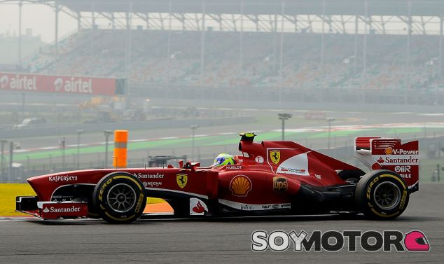 Felipe Massa ficha por Williams para 2014 - LaF1