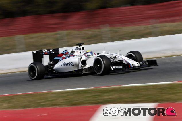 Williams se plantea el podio como objetivo real - LaF1
