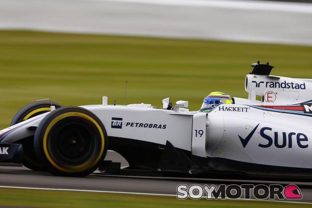 Felipe Massa en Silverstone - LaF1