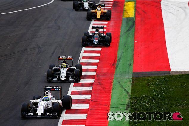 Felipe Massa en Austria - LaF1