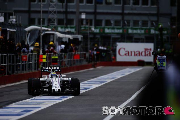 Williams ha sacado el máximo del coche hoy - LaF1