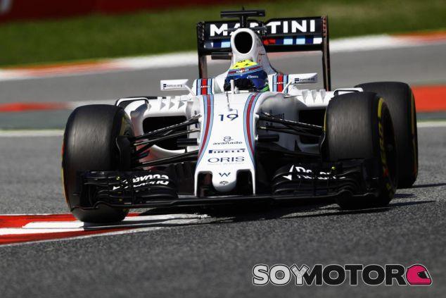 Massa culmina una gran remontada en el GP de España - LaF1