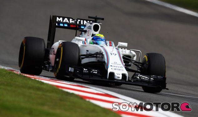 Felipe Massa se ha visto perjudicado hoy por un fallo en el monoplaza - LaF1