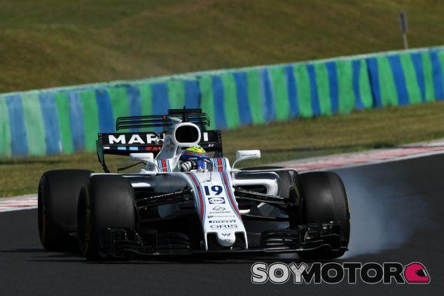 Williams en el GP de Hungría F1 2017: Viernes - SoyMotor.com