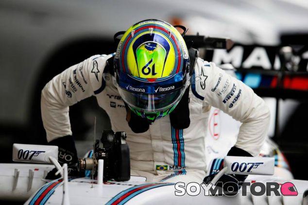 Felipe Massa se muestra positivo con su futuro - LaF1