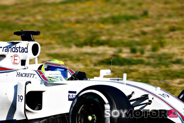 Massa espera que Mercedes siga haciendo progresos con el motor - LaF1