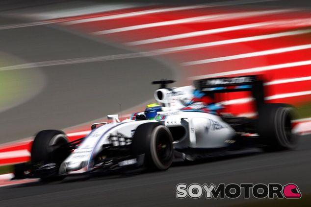 Massa espera poder mejorar de cara a la clasificación de mañana - LaF1