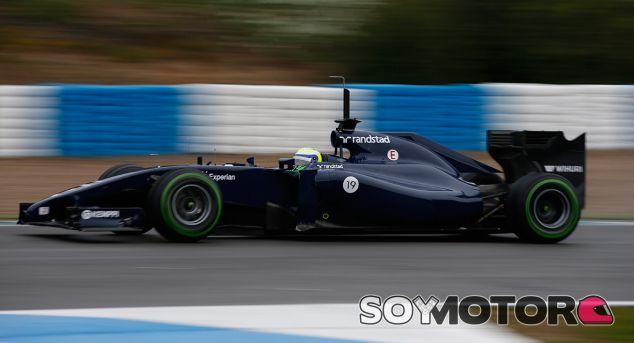 """Cambiar a Mercedes es """"lo mejor que le ha pasado a Williams"""""""