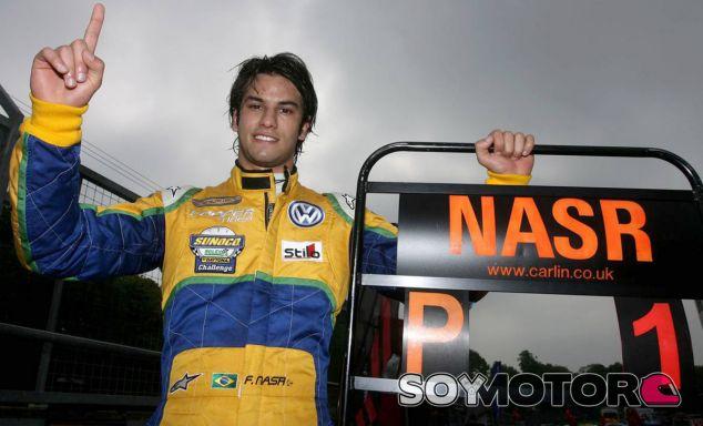 Williams tienta a Felipe Nasr