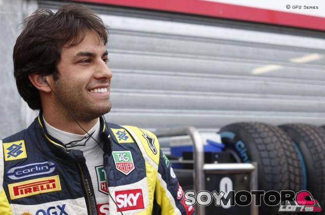 Felipe Nasr en una imagen de archivo de 2013 - LaF1