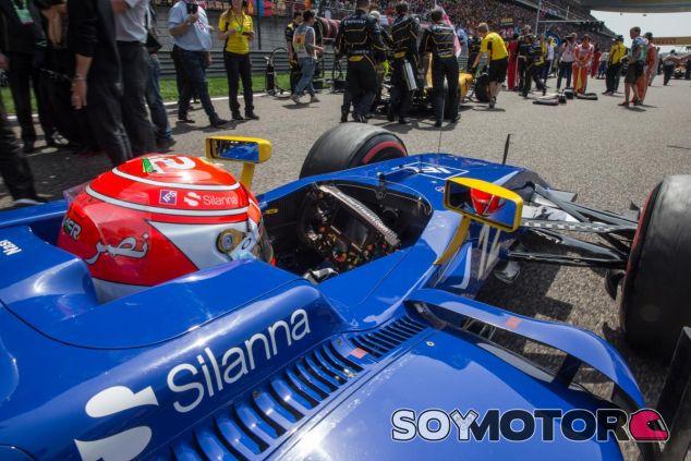 Nasr quedó sexto en el GP de Rusia de 2015 - LaF1