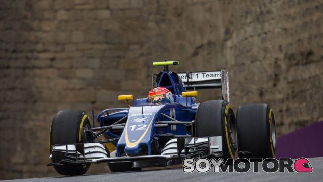 Sauber consigue uno de los mejores resultados de la temporada en Bakú - LaF1