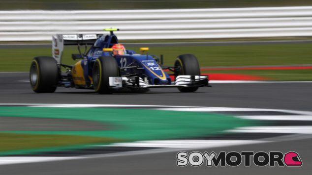 Arranque esperanzador de Sauber en el GP de Gran Bretaña - LaF1