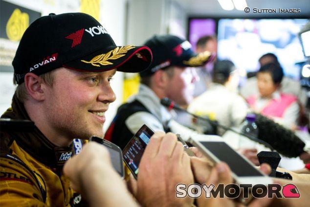 Felix Rosenqvist - LaF1
