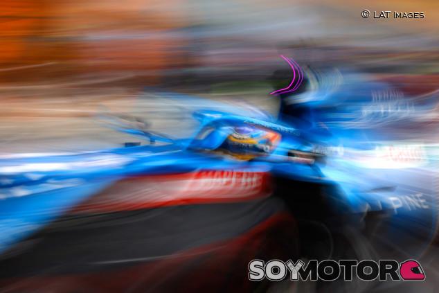 Alonso y Alpine, esmerados en rozar la perfección en 2022 - SoyMotor.com