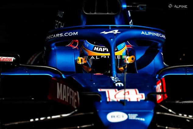 """Alonso: """"En Imola tenemos que luchar por sumar nuestros primeros puntos"""" - SoyMotor.com"""