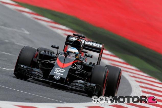 McLaren debe estar constantemente entre los diez primeros - LaF1