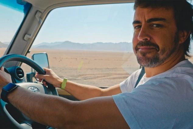 Fotograma del documental 'Fernando' - SoyMotor.com