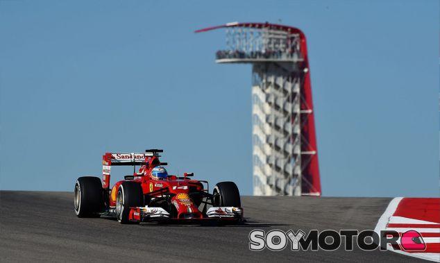 Fernando Alonso en Texas - LaF1