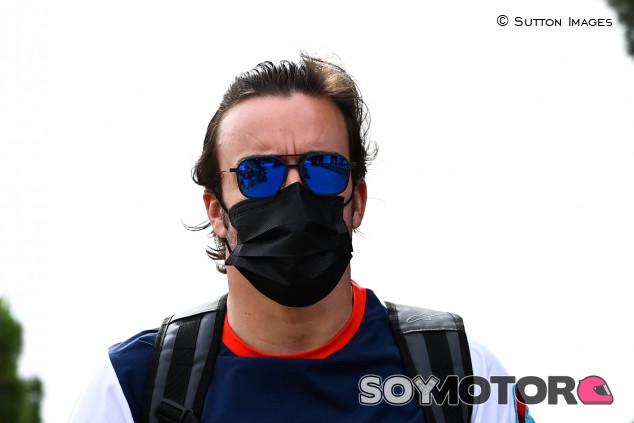"""Rossi: """"Alonso se ha vuelto más sabio, es fácil trabajar con él"""" - SoyMotor.com"""