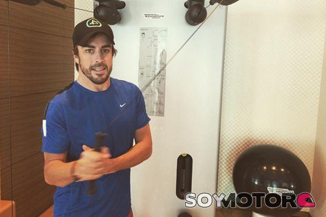 Alonso llega al 100% en el Gran Premio de Rusia - LaF1