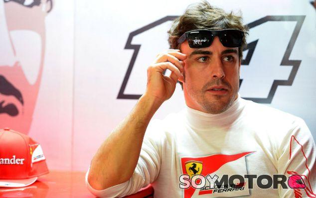 Fernando Alonso, quinto en el GP de Alemania F1 2014 - LaF1.es