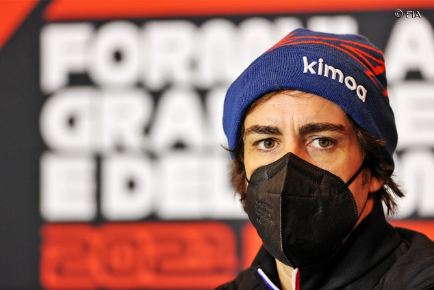Fernando Alonso: respirar de la presión constante de buscar el título - SoyMotor.com
