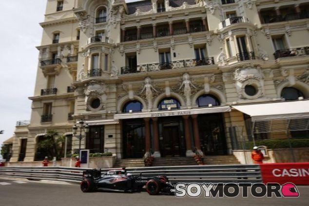 Alonso quiere el Top 10 en Mónaco - LaF1