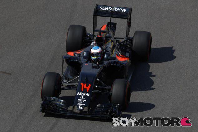 Alonso se ha quedado a las puertas de la Q3 - LaF1