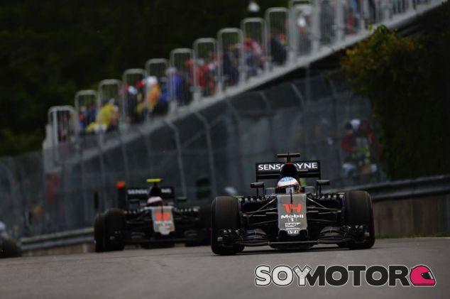 Alonso terminó a las puertas de los puntos - LaF1
