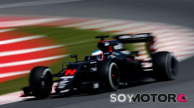 Fernando Alonso ha sido 7º en los Libres 2 - LaF1