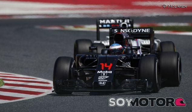 McLaren aún deberá esperar para recibir las mejoras en su motor - LaF1